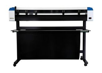 Large Format 1350mm Contour Vinyl Cutter , Vinyl Plotter Cutter Decal Sticker Machine